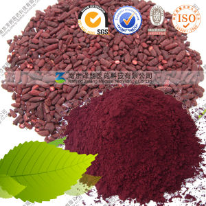 Wholesale Health Food Natural Red Yeast Rice Powder pictures & photos
