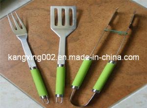 BBQ Tong, Spatula and Fork (kx-9017)