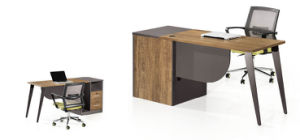 New Office System Staff Desk in Duk Wooden pictures & photos