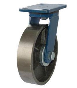 Swivel Wheel Cast Iron Caster pictures & photos