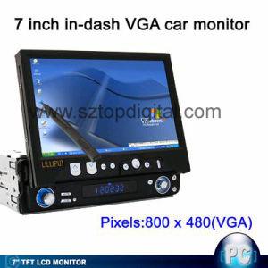 """7"""" in-Dash TFT LCD TV (DV959)"""
