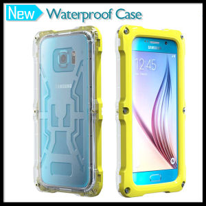 Newest Multi-Function Shockproof Waterproof Case Cover for Samsung Galaxy S6 S6 Edge pictures & photos