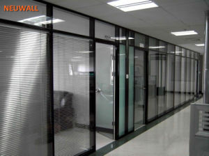 Demountable Partition Walls/Glass Partitions/Aluminum Framed pictures & photos