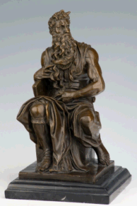 Bronze Sculpture Figure Statue (HYF-1001)