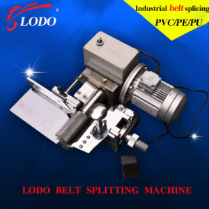 China Manufacturer-Holo Skiving Machine for PVC Conveyor Belt, Light Weight Belt pictures & photos
