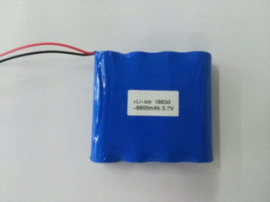 3.7V 18650 2200mAh Lithium-Ion Rechargeable Battery pictures & photos