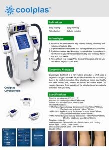 Medical Ce Approved Coolsculpting Cryolipolysis Fat Freezing Machine pictures & photos