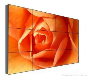 55 Inch 4*3 HD Splicing LCD Video Wall pictures & photos