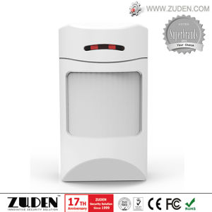 GSM and PSTN Double Network Intelligent Home Security Burglar Alarm pictures & photos