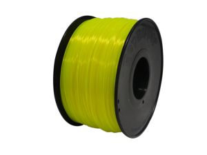 PLA 1.75mm Fluorescent Yellow 3D Printing Filament pictures & photos