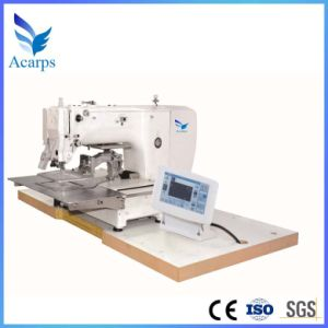 Electronic Pattern Sewing Machine for Leather Shoes Factory Gem1310-H-80