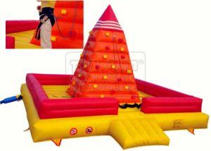 Inflatable Climbing Wall (E6-009)