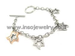 Stainless Steel Bracelet (BS7215)