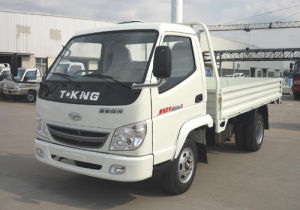 4 Ton Light Cargo Truck (Gasoline Engine) (ZB1046JDDQ) pictures & photos