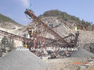 Sand Production Line with High Productive