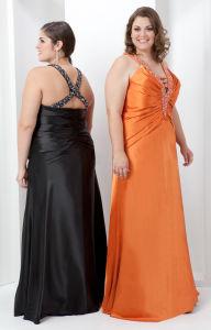 Evening Dress, Plus Size Dress (PL2023)