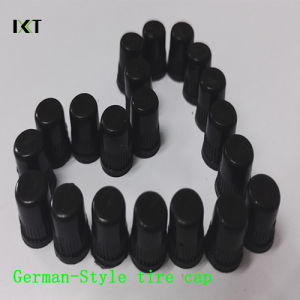 PP Plastic Tire Valves Cap Anti-Dust Germany-Style Shape Tyre Kxt-Gc10 pictures & photos