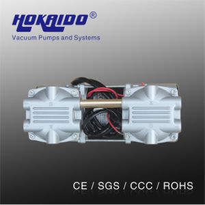 Hokaido Oil Free Piston Vacuum Pump (HP-200H)
