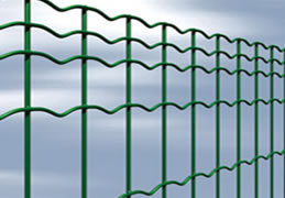 Galvanized Holland Wire Mesh Fencing