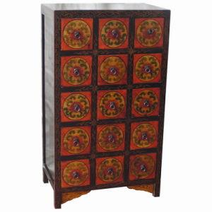Painting CD Cabinet (BG-082)