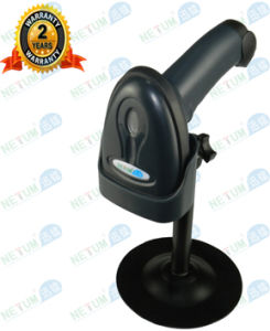 USB/PS/2/RS232 Handheld Laser Barcode Scanner (LS-1698)