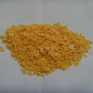 ISO Certificate Yellow Flakes Sodium Sulphide 60% pictures & photos