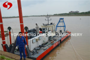 Cutter Suction Mud Dredger pictures & photos