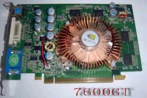 NVIDIA 7600GT