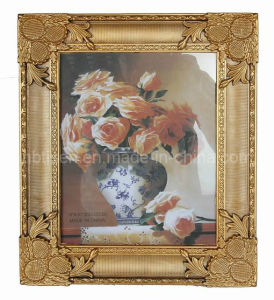 Plastic Picture/Photo Frame (703-10)