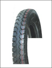 Motorcycle Tyre 4.00-12 (DX-010) pictures & photos