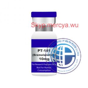 PT-141 (Bremelanotide) CAS 189691-06-3 10mg Libido Peptide Sex Enhancement pictures & photos