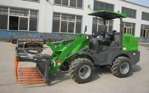SXM610 1.0T Wheel Loader/Front Loader with CE (ZL50 wheel loader)