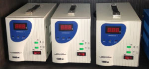 AVR Relay-Type Automatic Voltage Stabilizer/Regulator 1phase