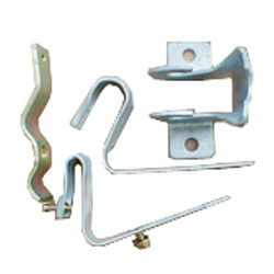 Galvanized Stamping Clamps for Construction Parts pictures & photos
