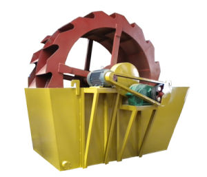 Lower Maintenance Frequency Sandstone Washer