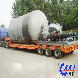 Xkj Brand Ceramic Glaze Ball Mill with Reliable Working Condition pictures & photos