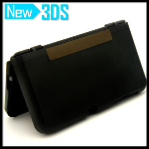 Black Plastic Aluminium Metal Case for Nintendo New 3ds pictures & photos