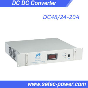 48V DC to 24V DC Converter for Telecom (SETDC48/24-40A)