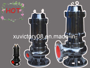 Drainge Water Pump/Sewage Pump (WQ100-10-7.5) pictures & photos