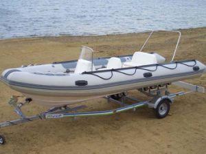 BL480 RIB Boat