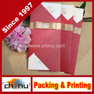 OEM Custom Wedding / Birthday / Christmas Greeting Card (3342) pictures & photos