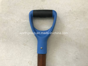 Wood Handle Spade pictures & photos