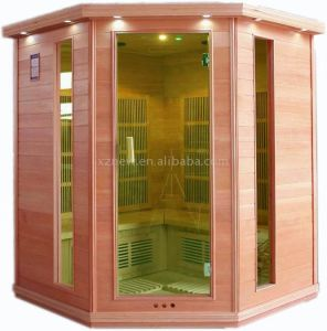 CE& ETL Approved Infrared Sauna - Atlantic Series 5 (XQ-034HDB)