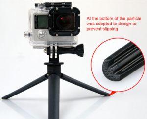 Mini Tripod Stand Rk08 Flexible Tripod Portable Camera Tripod (OM-RK08) pictures & photos