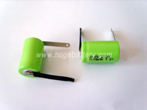 High Capacity 1.2V 1100mAh Rechargeable 2/3A NiMH Battery (2/3A) pictures & photos