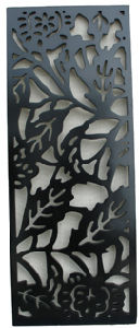 Carved MDF Decorative Grille Panel (WY-80) pictures & photos