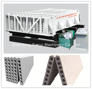 Compound and Hollow Core Wall Pane Machine pictures & photos