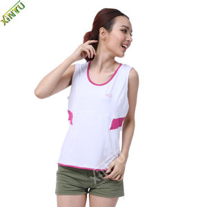 Wholesale Dry Fit Tank Tops for Women pictures & photos