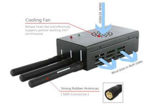 Advanced All GPS Jammer GPS L1 L2 L5 (8214) pictures & photos