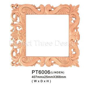 Hand Carved Frame (Pt6006)